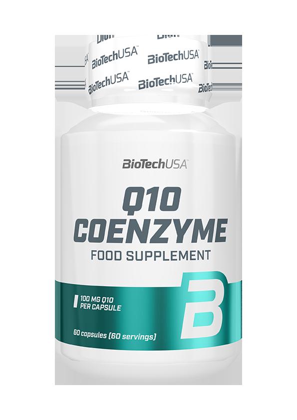 BioTech USA Q10 Coenzyme (100 mg) 60 kap.