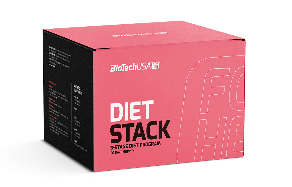 BioTech USA Diet Stack For Her set