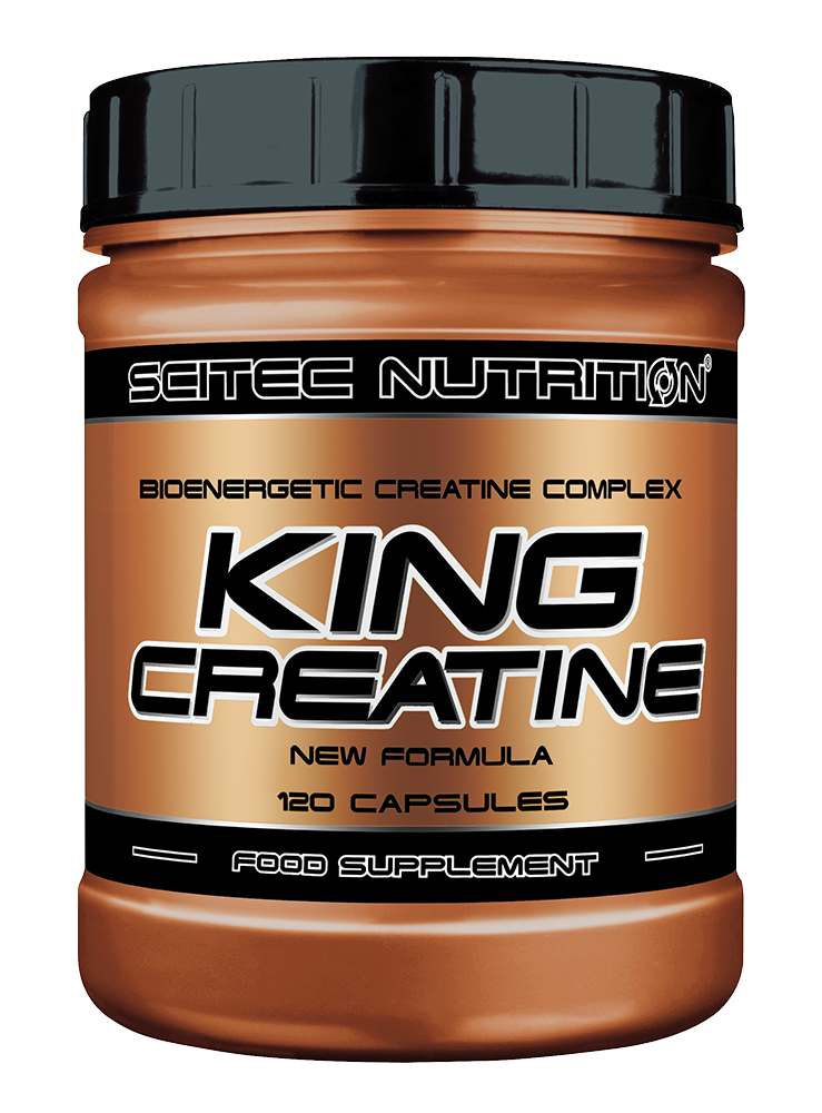 Scitec Nutrition King Creatine 120 kap.
