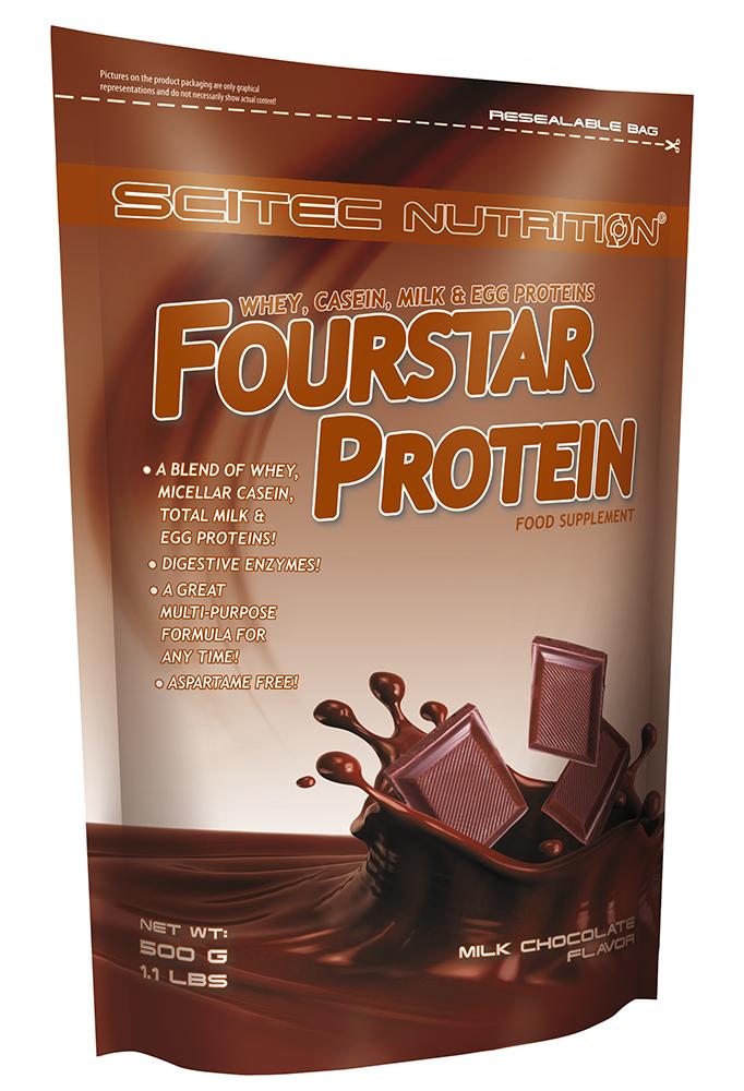 Scitec Nutrition Fourstar Protein 0,5 kg