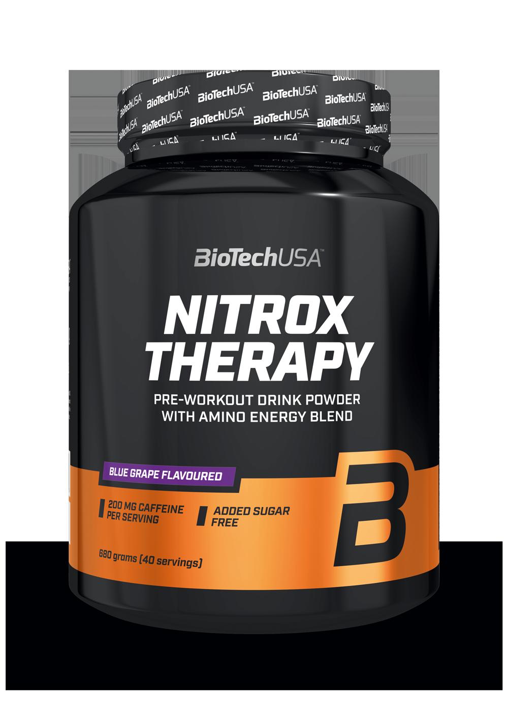 BioTech USA Nitrox Therapy 680 gr.