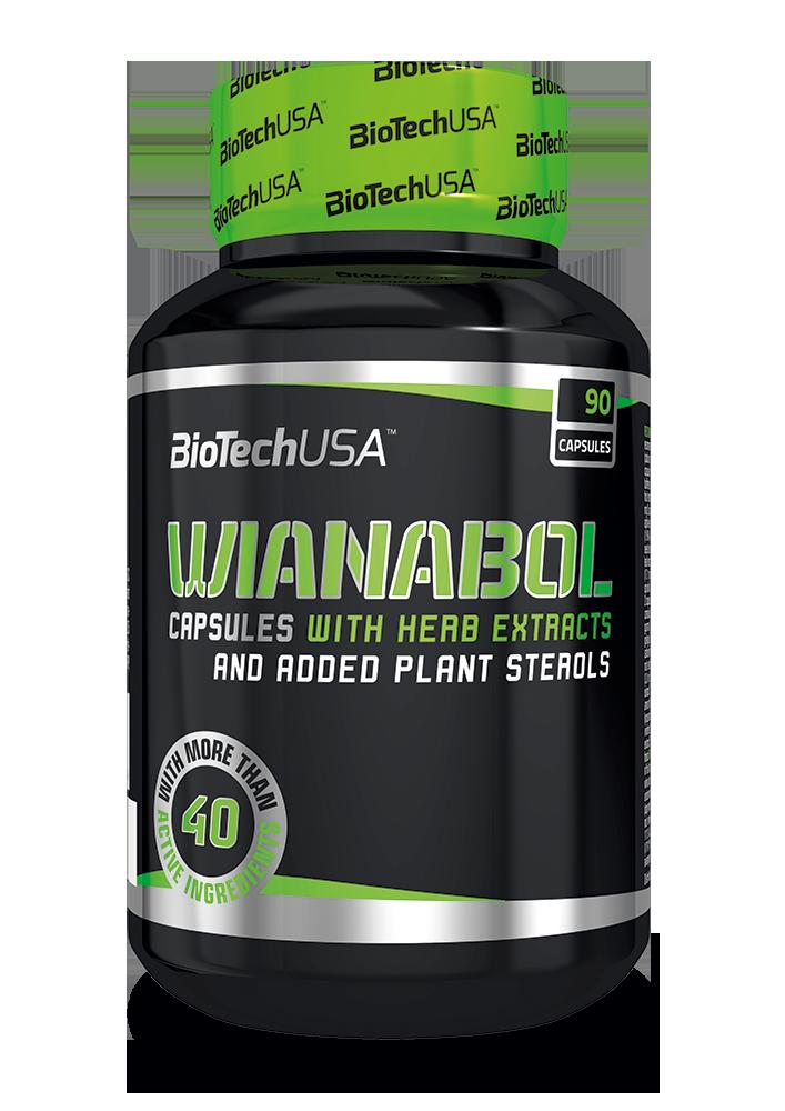 BioTech USA Wianabol 90 kap.